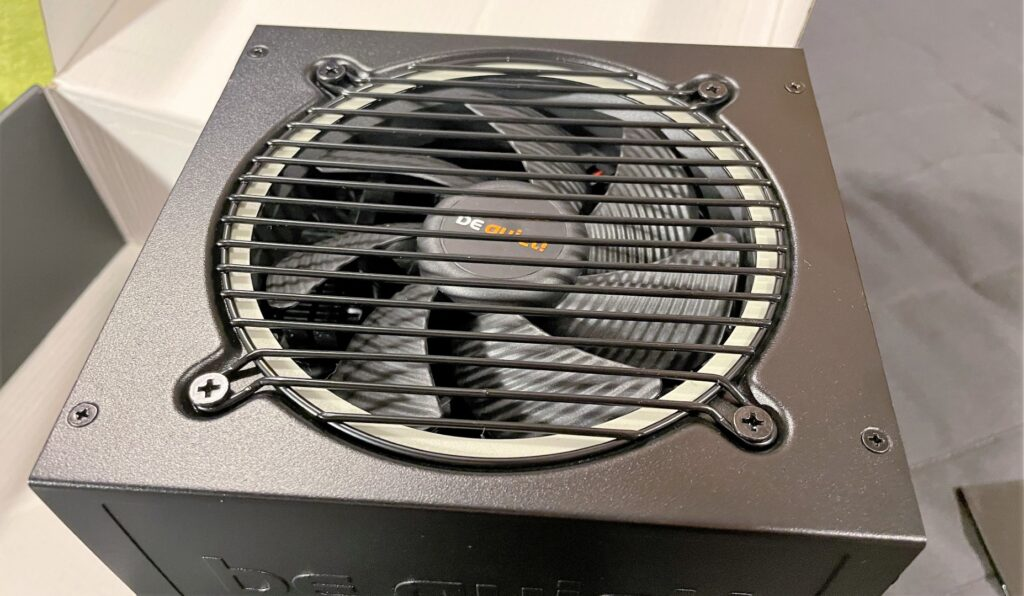 Top of the be quiet PURE POWER 11 FM 750W Review - Newb Computer Build