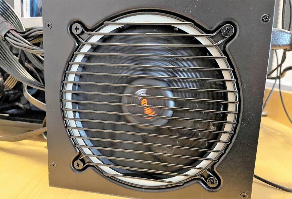 be quiet PURE POWER 11 FM Fan Spnning - Newb Computer Build